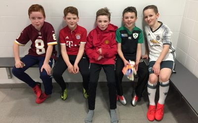 Juniors Indoor Football Competition